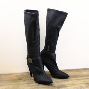 BCBG Generation Amelia Stretch Boots